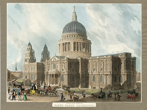 """St. Paul's Cathedral"""