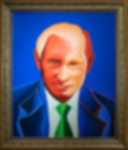 Путин В.В. | Василий Сидорин | sidorin.info | Artmagic