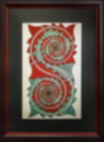 Завихрения | Esher | | Артмагия | пейзаж | купить картину в москве | купить картину | art | art gallery | artvin | Artmagic