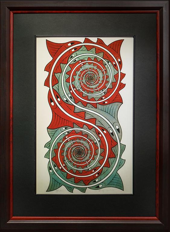 M.C. Escher | Завихрения | art.vin
