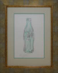 Coca-cola | Warhol |  Энди Уорхол | Артмагия | пейзаж | купить картину в москве | купить картину | art | art gallery | artvin | Artmagic