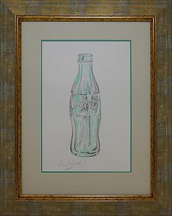 Кока-кола | Coca-cola | Энди Уорхол | Andy Warhol | Still life | Натюрморт | art.vin | Artmagic | Артмагия
