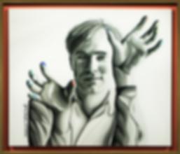 Уорхол | Andy Warhol | Василий Сидорин | Vasily Sidorin | Portrait | портрет | art.vin | Artmagic | Артмагия