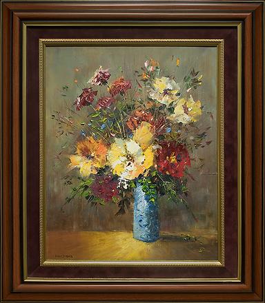 Букет | цветы | Быкрев | Still life | Натюрморт | art.vin | Artmagic | Артмагия