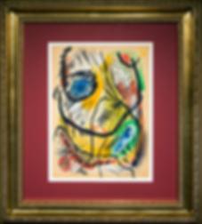 Абстракция | Василий Кандинский | abstraction | Артмагия | пейзаж | купить картину в москве | купить картину | art | art gallery | artvin | Artmagic | exclusive | эксклюзив