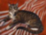 Новинки месяца | сладкий тигр | sweet tiger | ирина сергеева | натюрморт | картина маслом купить | Артмагия | галерея Москва |