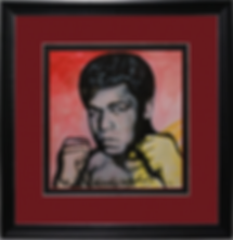 Мухаммед Али | Muhammad Ali | Энди Уорхол | Andy Warhol | art.vin | Artmagic | Артмагия