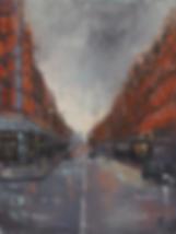 Лондон | Ирина Сергеева | Абстракция | art.vin | Artmagic | Артмагия