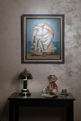 женщина  | купальщица | pablo picasso | Артмагия | пейзаж | купить картину в москве | купить картину | art | art gallery | artvin | Artmagic | exclusive | эксклюзив