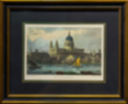 St. Paul's Cathedral | Thomas Shepherd | Городской пейзаж | art.vin | Artmagic | Артмагия