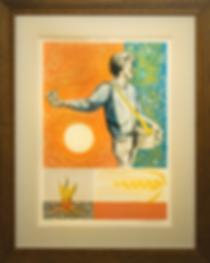 Сеятель  | Антон Рефрежье | Anton Refregier | art.vin | Artmagic | Артмагия