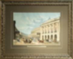 The Quadrant. Regent Street | Thomas Shepherd | Городской пейзаж | art.vin | Artmagic | Артмагия