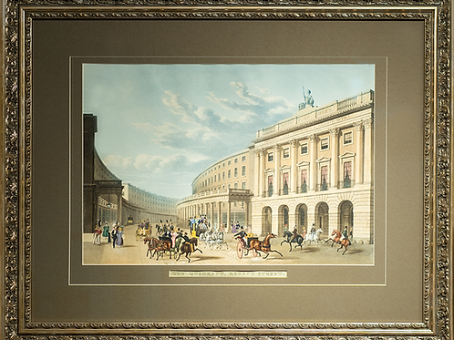 """The Quadrant. Regent Street"""
