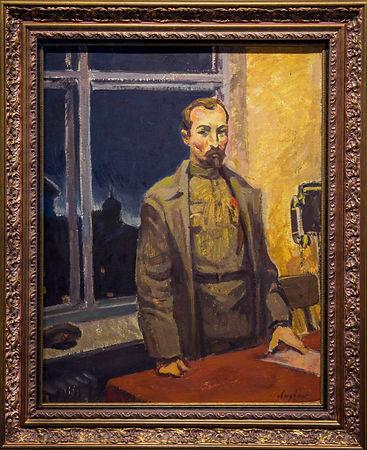 Феликс Дзержинский  | Feliks Dzerjinskiy | Людовик | Ludovik | Portrait | портрет | art.vin | Artmagic | Артмагия
