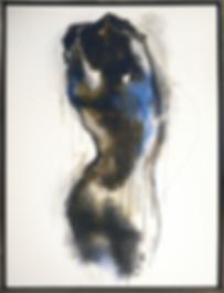 Обнажённая | Nude blue | Cuite | Милашки | art.vin | Artmagic | Артмагия | erotica