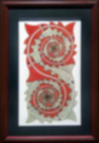 Завихрения   Мауриц Эшер   M.C. Esher   art.vin   Artmagic   Артмагия