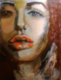 21 | XXI | Icons | Ирина Сергеева | Irina Sergeeva | Portrait | портрет | art.vin | Artmagic | Артмагия