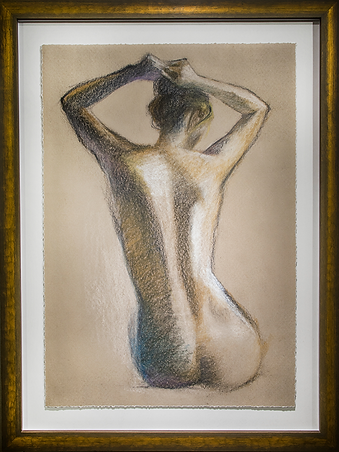 Обнажённая | Nude | Cuite | Милашки | art.vin | Artmagic | Артмагия