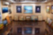 картина в интерьере | Василий Сидорин | VASILY SIDORIN | картина маслом | sidorin.info | Artmagic