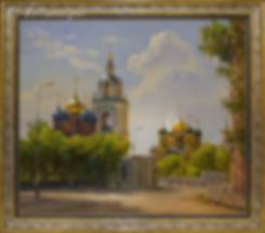 Варварка | Викентий Лукиянов | Городской пейзаж | art.vin | Artmagic | Артмагия