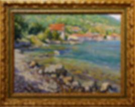 Побережье Адриатики | the Adriatic coast | Дмитрий Сысоев | Dmitry Sysoev | Landscape | пейзаж | art.vin | Artmagic | Артмагия