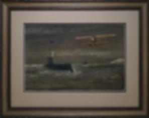 dover patrol | морской пейзаж | Артмагия | пейзаж | купить картину в москве | купить картину | art | art gallery | artvin | Artmagic