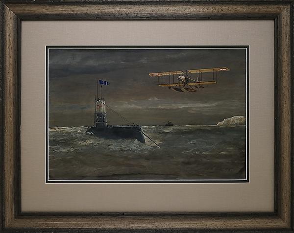 Dover patrol | art.vin