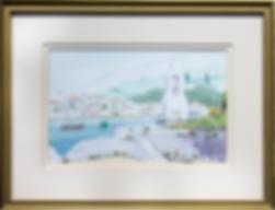 Венеция | пейзаж | Акварель | F. Crew | Крю | seascape | marine landscape | Морской пейзаж | art.vin | Artmagic | Артмагия