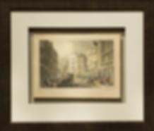Aldgate | Thomas Shepherd | Городской пейзаж | art.vin | Artmagic | Артмагия
