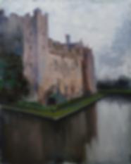Замок Хивер | Ирина Сергеева | Абстракция | art.vin | Artmagic | Артмагия