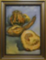 Тыквы   овощи   Ирина Сергеева   Irina Sergeeva   Still life   Натюрморт   art.vin   Artmagic   Артмагия   halloween
