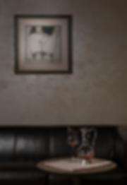 """Roy Lichtenstein """"Трусы"""" в интерьере"""