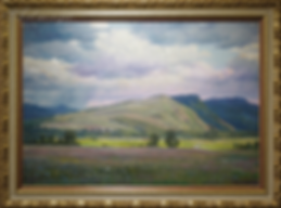 лето | Алексей Петриков |  Landscape | пейзаж | природа | art.vin | Artmagic | Артмагия