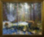 Вырубка | Лес | Дмитрий Сысоев | Dmitry Sysoev | Landscape | пейзаж | art.vin | Artmagic | Артмагия