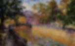 канал грибоедова | чижик-пыжик | Дмитрий Сысоев | Dmitry Sysoev | Landscape | пейзаж | art.vin | Artmagic | Артмагия