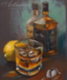 Виски | Ирина Сергеева | Абстракция | art.vin | Artmagic | Артмагия