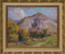 Шихан | Гора | Алексей Петриков | Alex Petrikov | Landscape | пейзаж | природа | art.vin | Artmagic | Артмагия