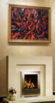 второй круг | второй круг ада | котик | данте   | Василий Сидорин | Artmagic | Артмагия | art.vin