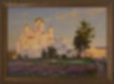 Дивеево | Викентий Лукиянов | купить картину маслом | новинка месяца | пейзаж | пейзаж купить | купить картину в Москве | Артмагия | Artmagic | art.vin