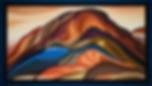 Горы | mountains | Василий Сидорин | Vasily Sidorin | Landscape | пейзаж | art.vin | Artmagic | Артмагия