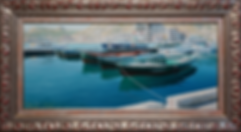 адмиральский час | admiral hour | Крестовоздвиженский | морской пейзаж | купить картину море | волны | Артмагия | Artmagic | seascape | vave | art.vin
