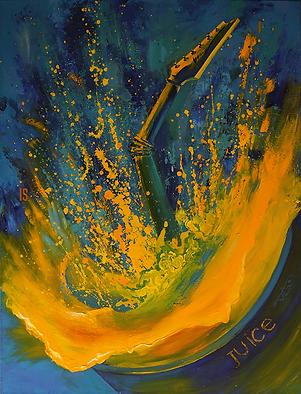 Juice | сок | Ирина Сергеева | Абстракция | art.vin | Artmagic | Артмагия