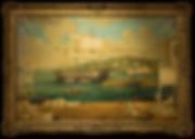 E.J. Pegrum | View of a mississippi river dock | art.vin