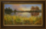Тишина | Ирина Поцелуева | купить картину маслом | пейзаж | купить пейзаж | купить картину в москве | Артмагия | Artmagic | artvin