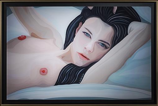Подружка | Girlfriend | Василий Сидорин | Vasily Sidorin | Cuite | Милашки | art.vin | Artmagic | Артмагия