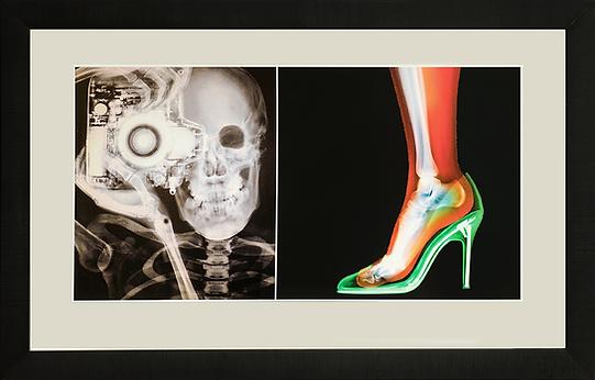 Селфи | Selfie | Ник Визи | Nick Veasey| рентген | art.vin | Artmagic | Артмагия