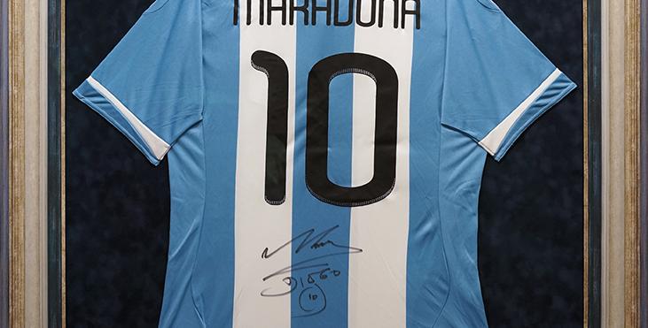 Футболка Диего Марадона / Diego Maradona