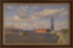 Москва-река | виды Москвы | Викентий Лукиянов | купить картину маслом | новинка месяца | пейзаж | пейзаж купить | купить картину в Москве | Артмагия | Artmagic | art.vin