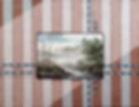 У горной реки | маски | гуляния  | Юрий Сизоненко | Yuriy Sizonenko | необычные картины | современное искусство | купить картину в Москве | Артмагия | Artmagic | artvin