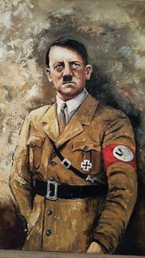 Адольф Гитлер | Adolf Hitler | Despots | Тираны | art.vin | Artmagic | Артмагия